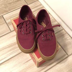 2afeee353c9e Vans Shoes - Vans unisex Authentic Port Royale (Light Gum)